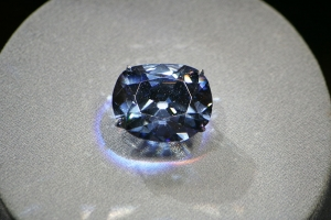 April's famous birthstone: The Hope Diamond