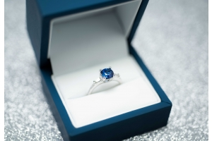 Stunning Sapphires as Engagement Rings