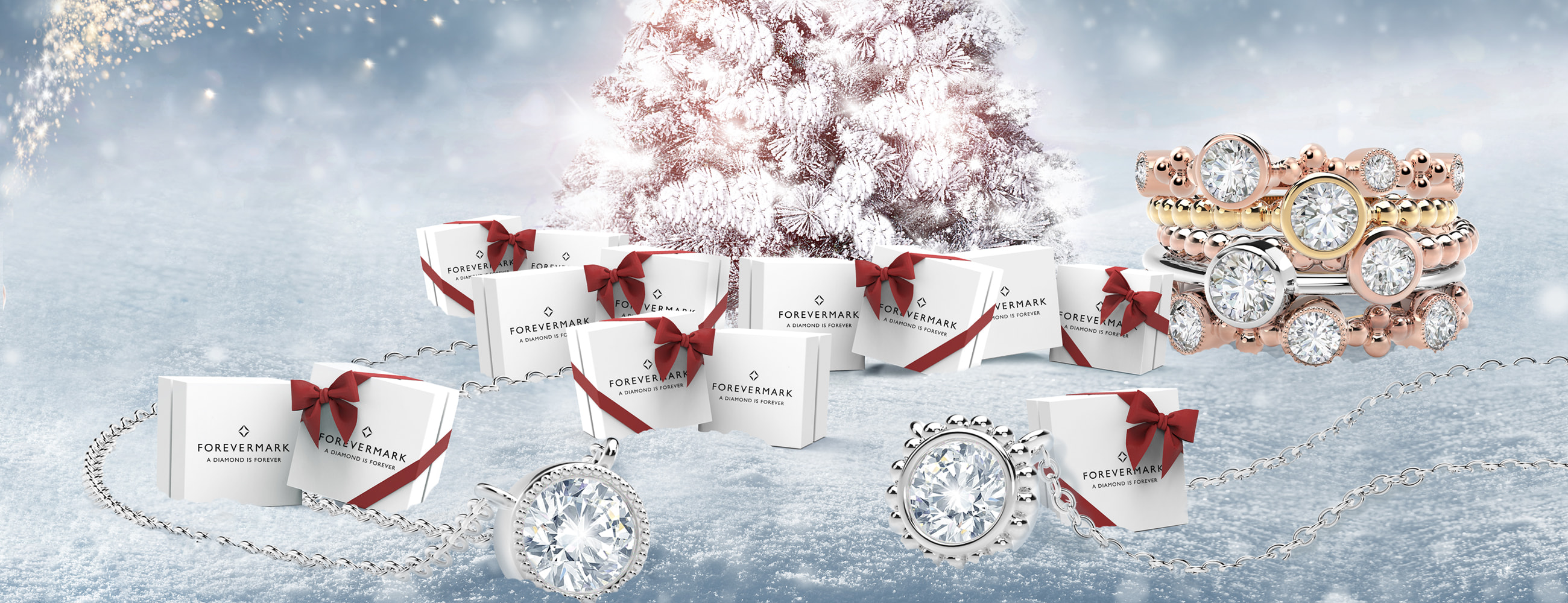 The Forevermark Tribute™ Collection