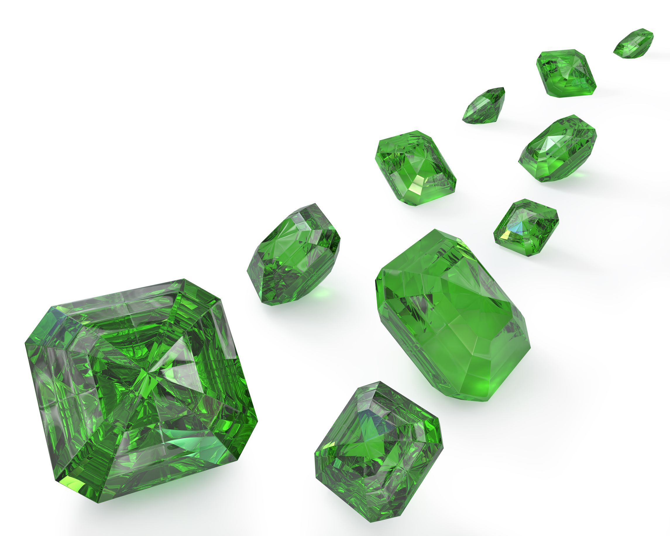 Catherine the Great's Emerald: Power, Strength, and Beauty