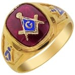 What is a Masonic Ring?