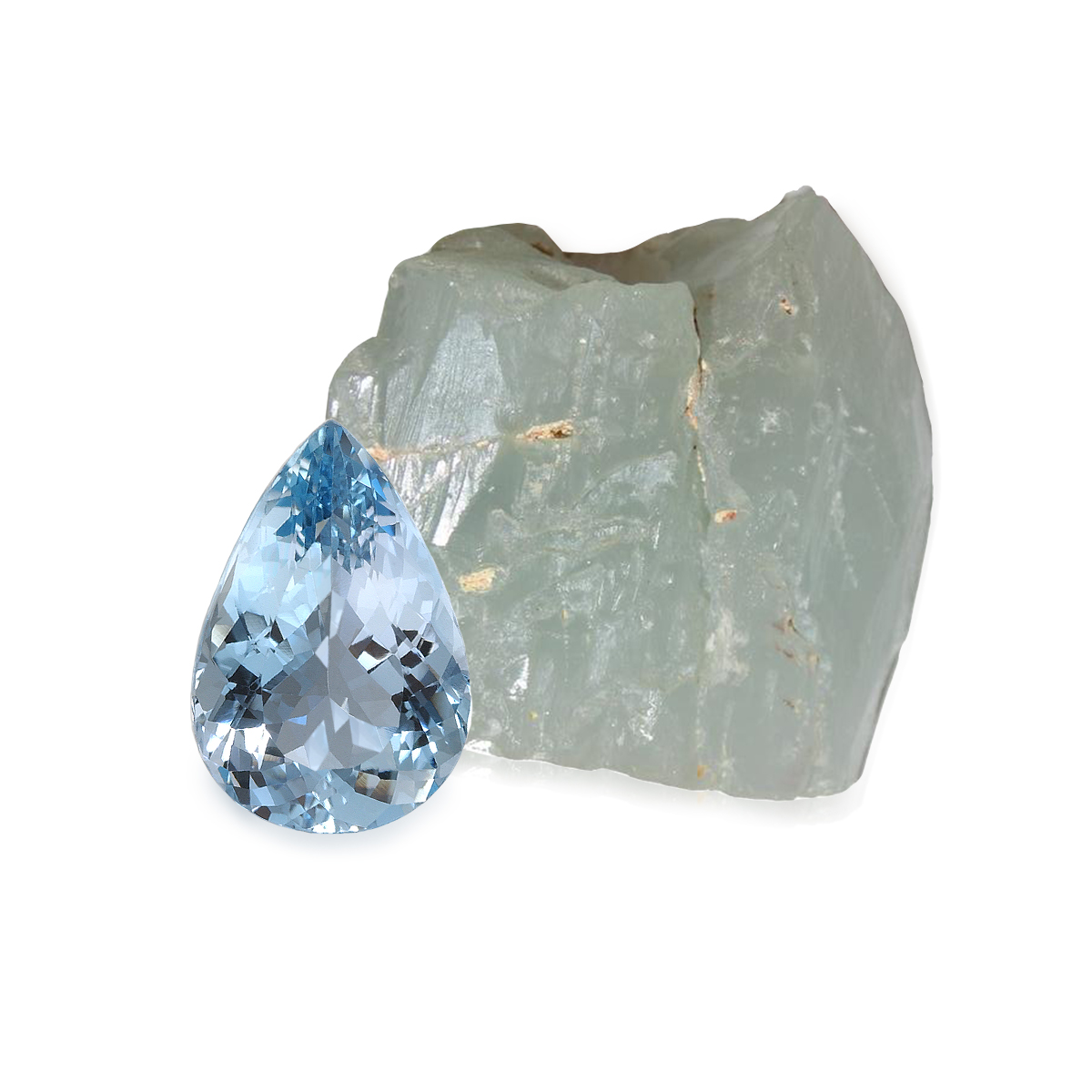 Celebrate March Birthdays with Two Great Birthstones: Aquamarine and Chalcedony