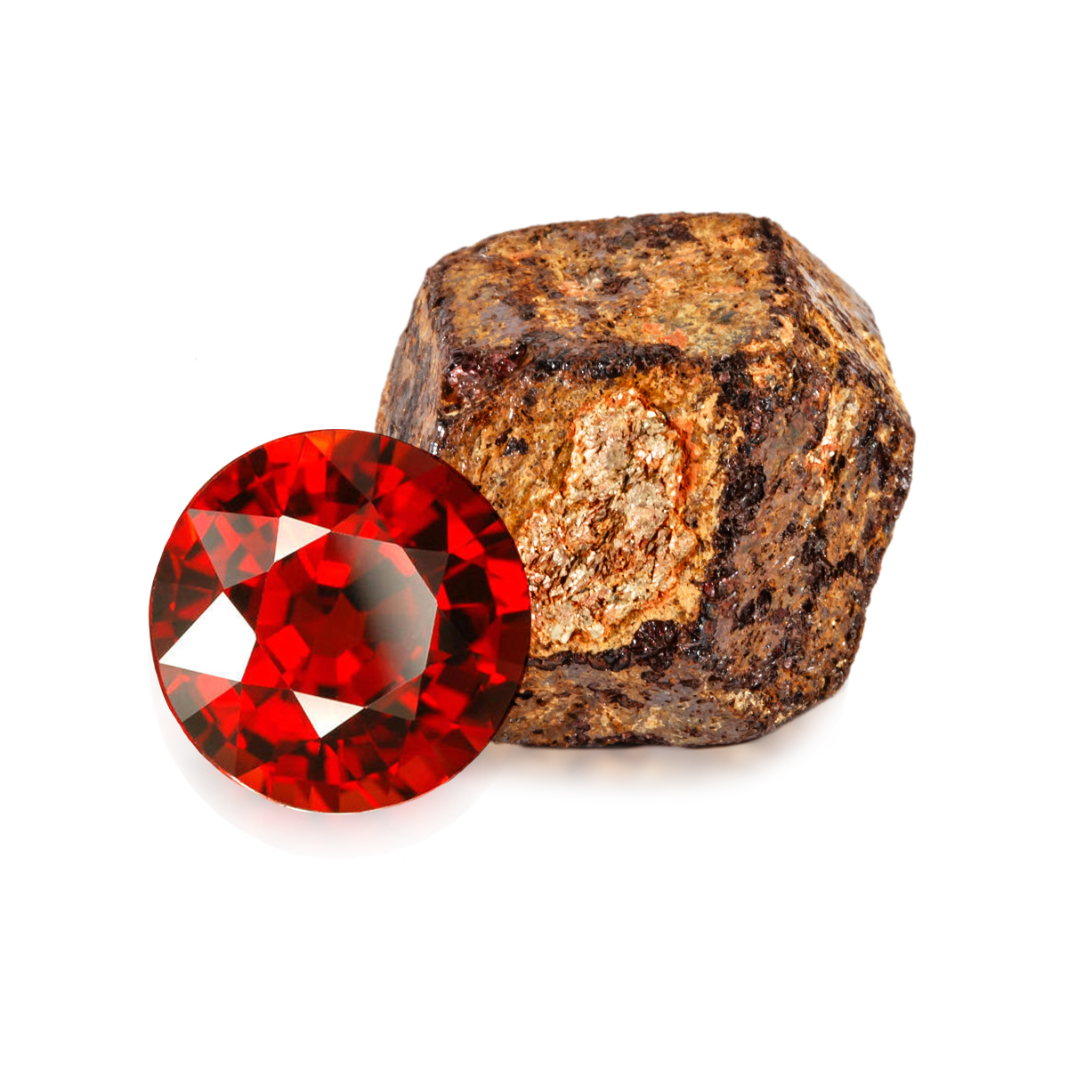 Celebrate January Birthdays with Enticing Garnet