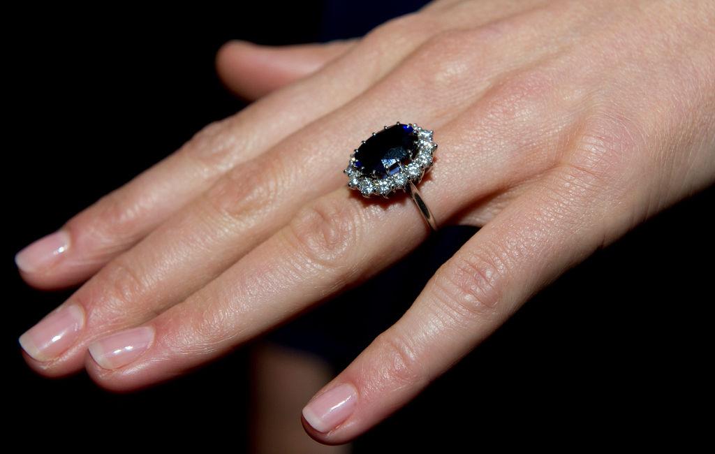 Kate's Royal September Sapphire: A Family Heirloom