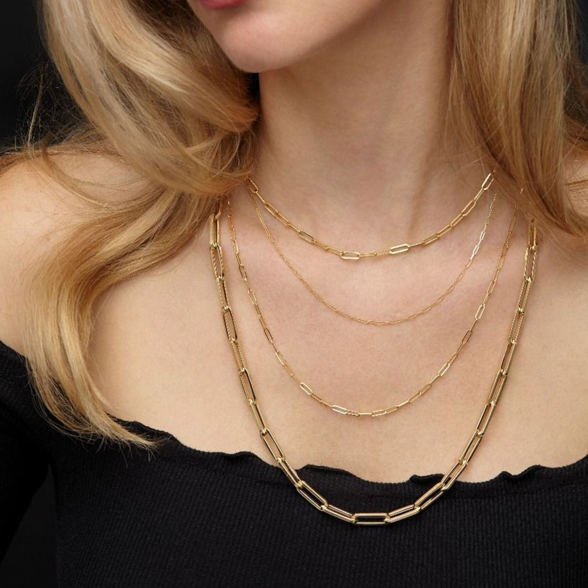 Summer's Hottest Trend: Paper Clip Jewelry
