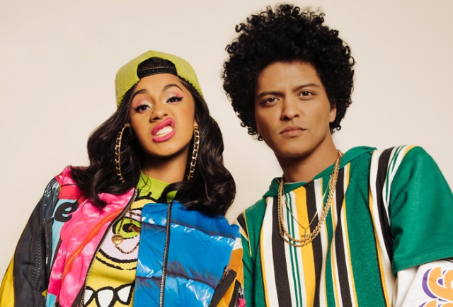 October's Style Icons: Cardi B and Bruno Mars
