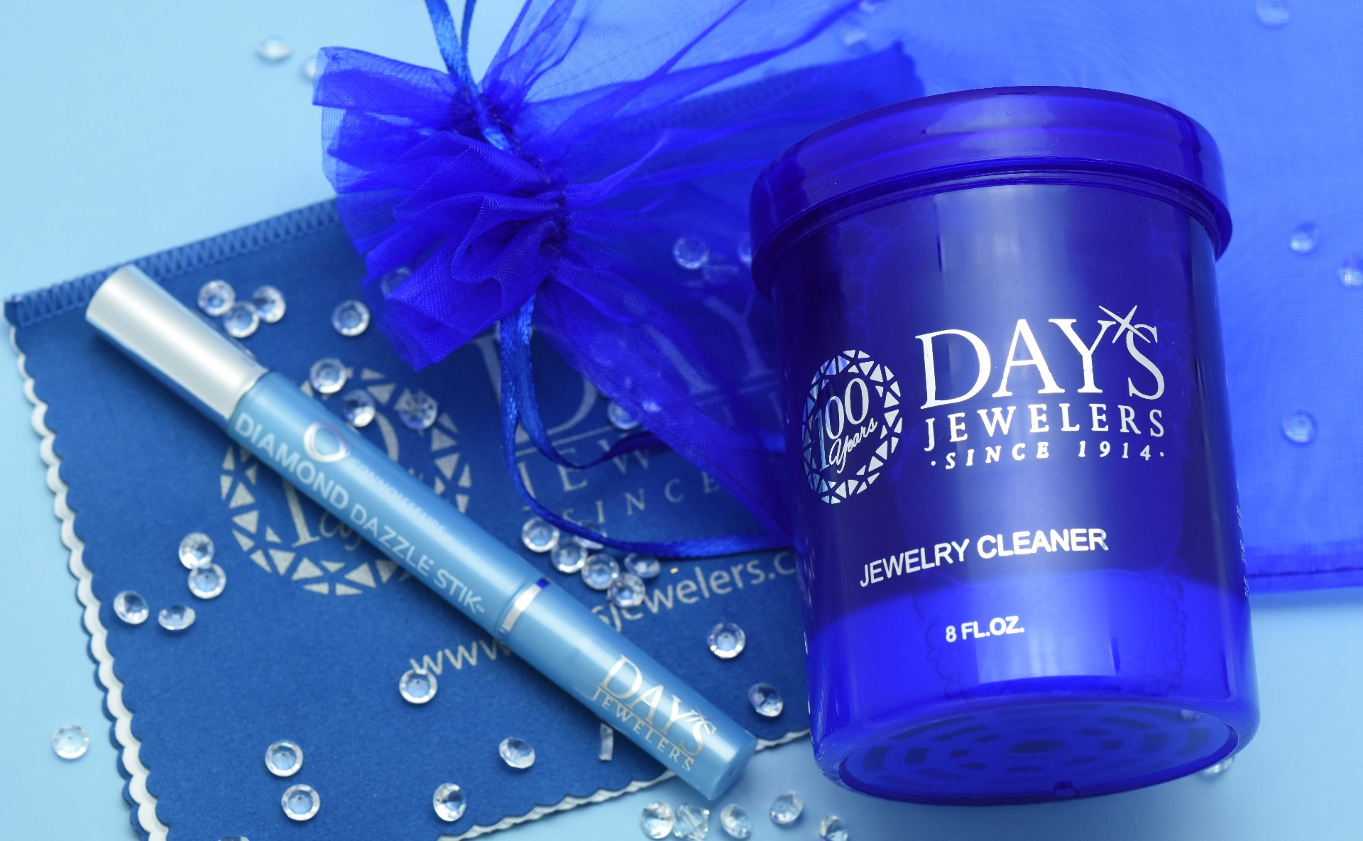 day's jewelers cleaning supplies