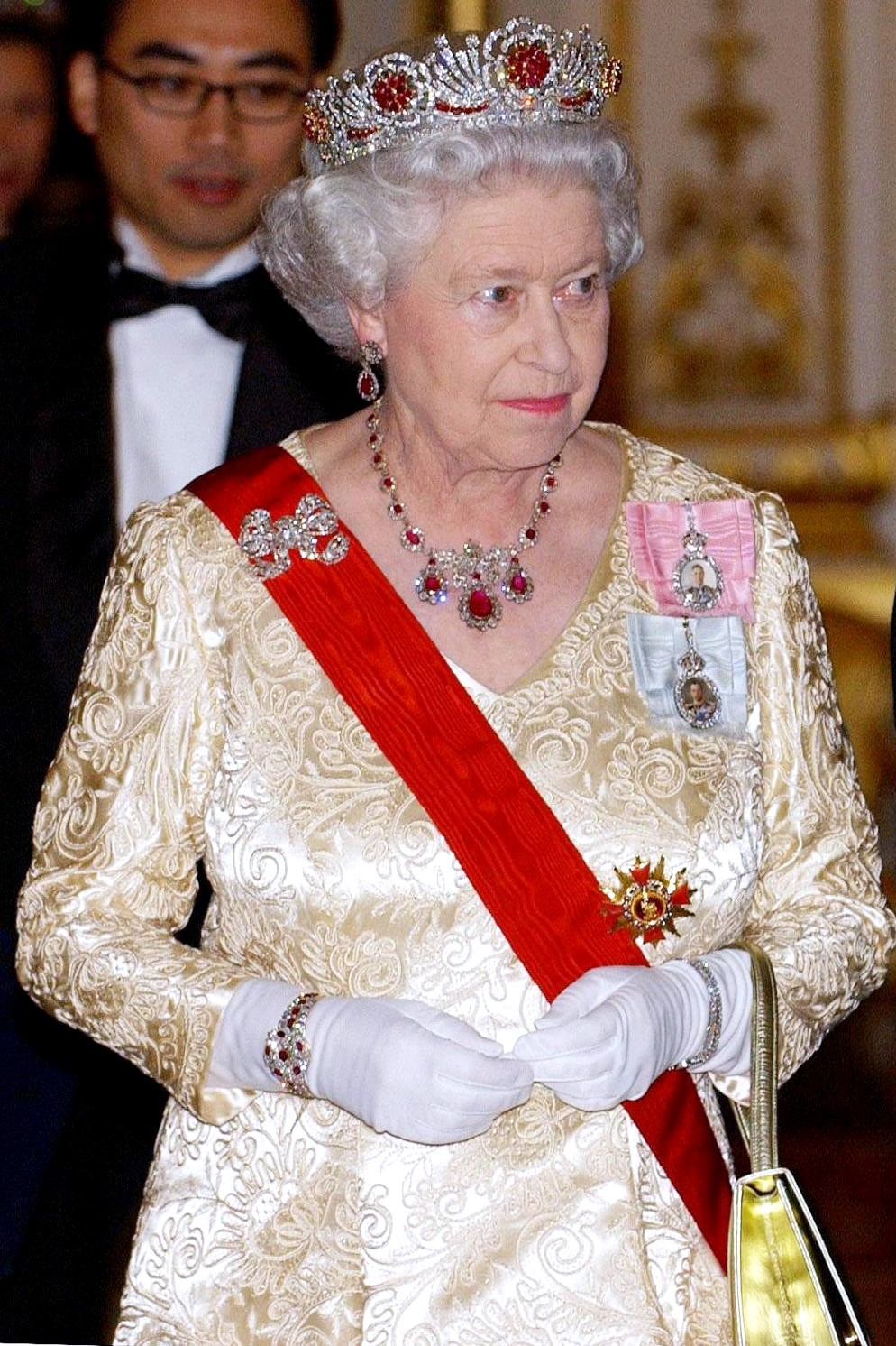 The Queen's Baring Necklace