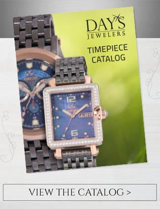 Day's Jewelers Watch Timepiece Catalog