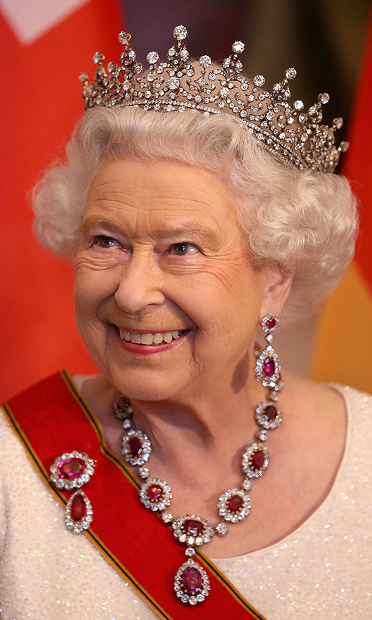The Queen's Rubies