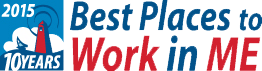 Best Place to Work in ME 2015